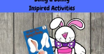 It's Not Easy Being a Bunny Activities and Lesson Ideas for preschool or kindergarten.
