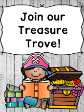 Join our Treasure Trove Membership site!