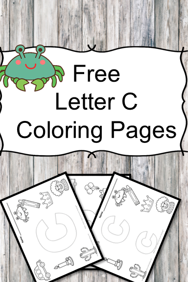 letter c coloring pages free letter coloring pages for preschool or kindergarten
