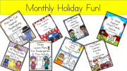 Monthly Holiday Fun