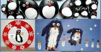 Fun Penguin Crafts for Kids