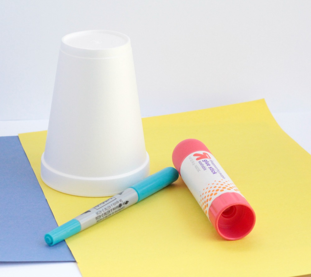 Pete the cat styrofoam cup craft mrs karles sight and sound reading bring pete the cat to life from a styrofoam or paper cup kids will love jeuxipadfo Image collections