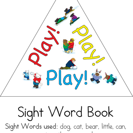 play-sight-word-book