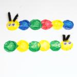 Preschool Caterpillar Craft