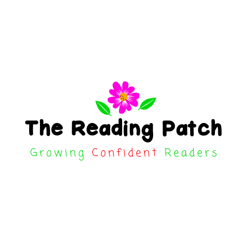 Reading Patch Logo -Growing Confident Readers