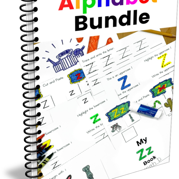 Alphabet Bundle - Beginning Sound Worksheets