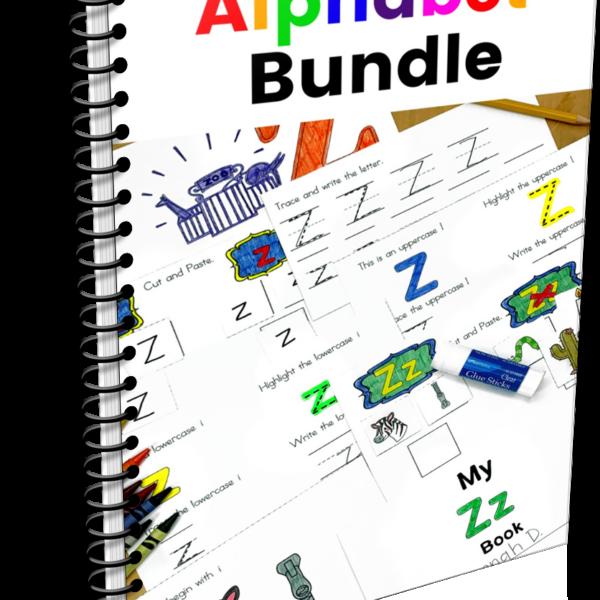 Alphabet Bundle - Beginning Sound Worksheets