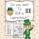St Patrick Day Kindergarten Worksheets