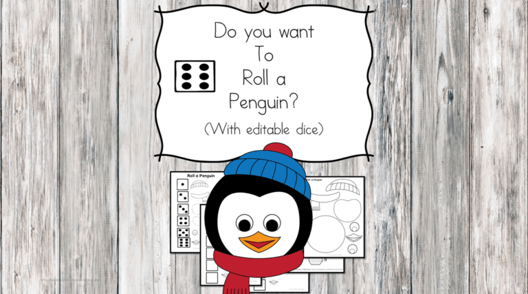 Do you want to roll a penguin?