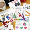 December Literacy Centers