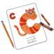 alphabet coloring pages c