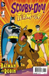 Scooby Do Comic: Great way to encourage reading