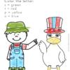Duck for President Activities for Kindergarten