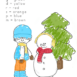 Snowmen at Work Activities