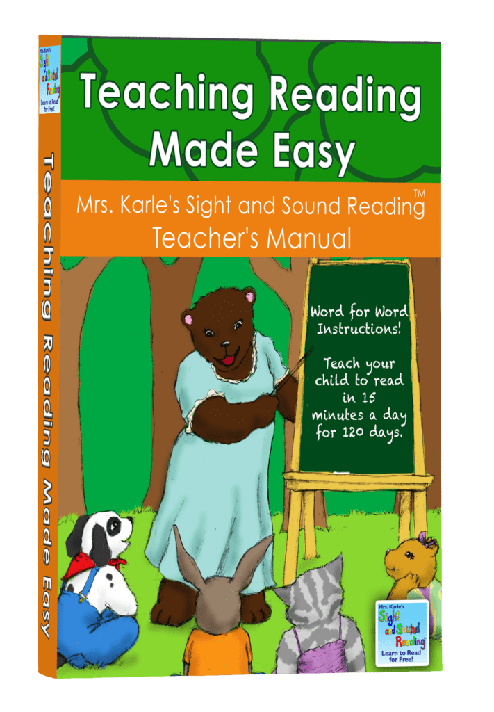 Teaching Reading Made Easy 3-d