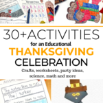 Thanksgiving Activities for Kindergarten